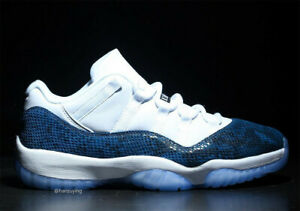nike air jordan retro 11 low snakeskin