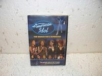 American Idol The Search For A Superstar Dvd Brand Sealed