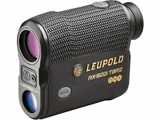 Leupold RX-1600i TBRW with DNA Laser Rangefinder - Black/Gray