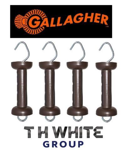 X4 SOFT TOUCH ELETTRICO scherma MANIGLIE Gallagher 058198 (mm)