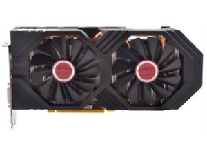 Details about XFX Video Card RX-580P8DFD6 AMD RX 580 8GB 256Bit DDR5 PCI  Express