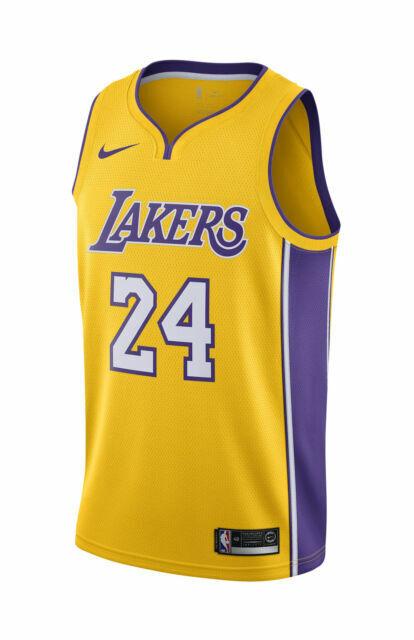 Nike Men's Kobe Bryant Swingman Jersey - XXX-Large for sale online ...