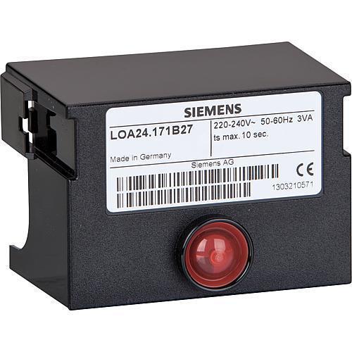 Steuergerät LOA 24 .171 B27 ABIG Nova Mark ABACO Siemens Feuerungsmanager HANSA