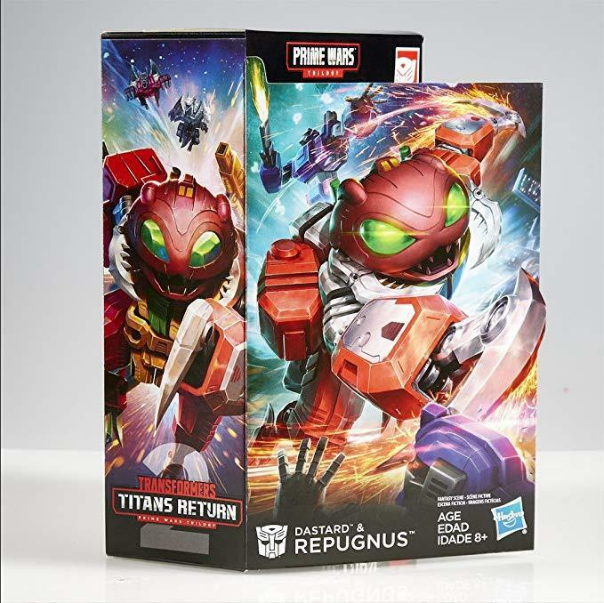 Transformers Hasbro Power of the Primes TRA Special Edition Repugnus Brand New
