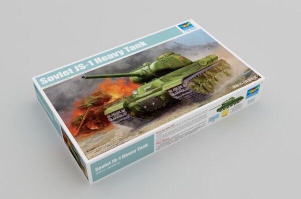 Trumpeter 1 35 Soviet JS-1 Heavy Tank