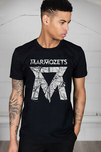Official-Marmozets-Smashed-Unisex-T-Shirt-Vexed-Passive-Aggressive-Rock-Band