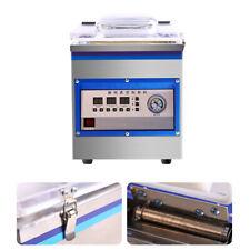 18l Commercial Vacuum Sealer 360w Food Vacuum Sealing Packing Machine 110vused