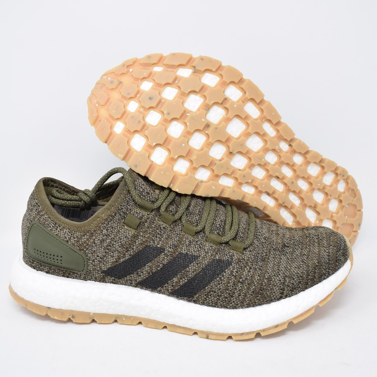 Adidas PureBOOST All Terrain S80784 Mens Running shoes Trace Brown