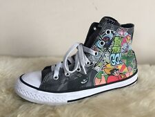 Converse All Starsdc Comics Teen Titans Go Hi Top Shoes