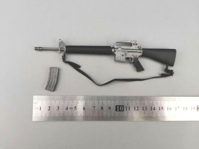 Dragon Weapon Model Toys 1//6 WWII Soldier Army Thompson Submachine Gun M1928A2