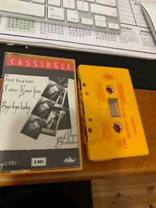 Peter-Blakeley-First-Time-Ever-Saw-Your-Face-Cassette-Tape-Cassingle