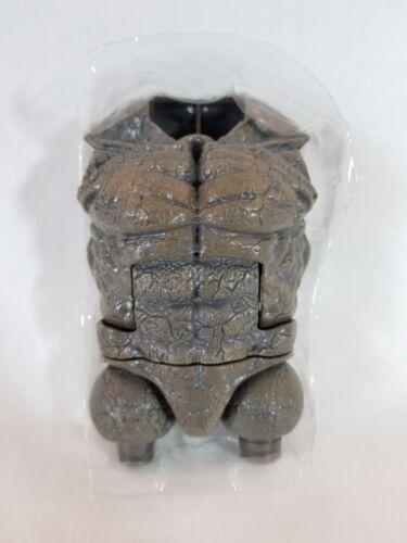 Rhino Body Torso BAF Piece NEW Loose White Tiger Misty Knight MARVEL LEGENDS