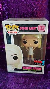Rocks-Debbie Harry #132 ACC NEW Funko Pop