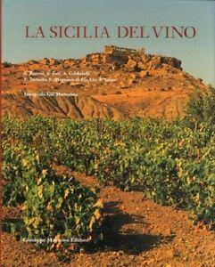 La-Sicilia-del-vino-aa-vv-Copertina-rigida-Nuovo