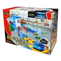"""The Little Bus TAYO """"Track play set"""" Toy Mini car/Korean TV animation character"""