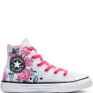 converse all star rosa bambina