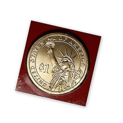 2010 D Millard Fillmore Presidential Dollar Pos A from US Mint Roll