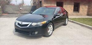 2009 Acura TSX | 6 Speed | Leather | Bluetooth | Heated Seats
