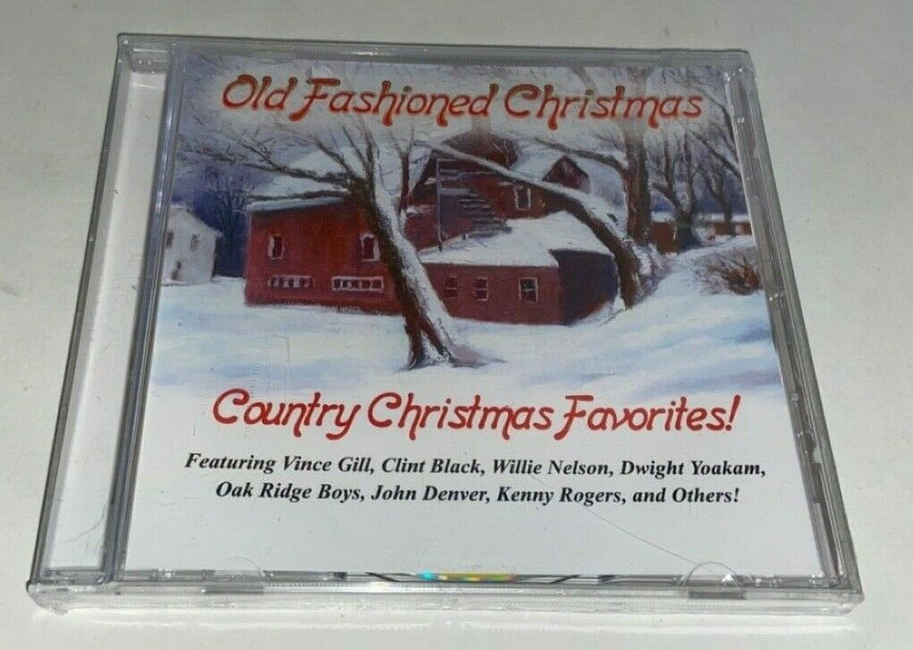 John Schneider Old Fashioned Christmas Country Christ Cd For Sale Online Ebay