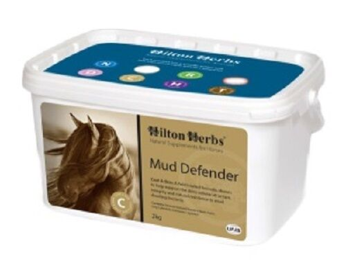 HILTON HERBS MUD DEFENDER HORSE SUPPLEMENT SUPPORTS SKIN STRUCTURE