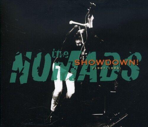The Nomads - Showdown [New CD]