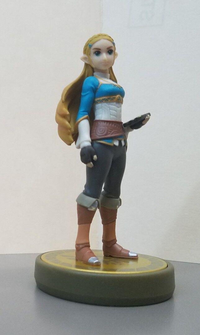 Legend Legend Legend of Zelda Breath of the Wild Princess Zelda Amiibo b1d580