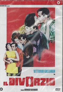 Dvd-IL-DIVORZIO-con-Vittorio-Gassman-nuovo-sigillato-1970