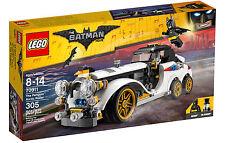 70911 LEGO BATMAN MOVIE Il Pinguino Artico Roller 305 PEZZI età 8-14 NUOVO 2017!