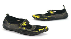 ac90a5569da Body Glove Mens 3T Barefoot Max Water Shoe Black Yellow 9 M US | eBay
