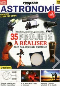 Les-secrets-de-l-039-espace-hors-serie-N-1-Astronomie-35-projets-a-realiser