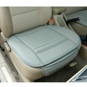 Sitzschoner Vordere Autositzauflage Universal Sitzkissen Sitzmatte Leder
