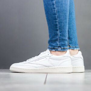 80aec95f64e66 WOMEN S SHOES SNEAKERS REEBOK CLUB C 85 HARDWARE  BS9595