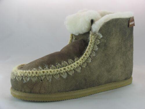 Beige completa Sheeps Pantofole pecora 36 donna da 41 Eu pelle di in Pia zIUS6q