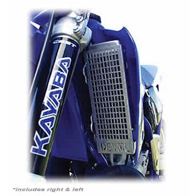 Devol Extreme Radiator Guards for KTM 125 SX 2003-2005