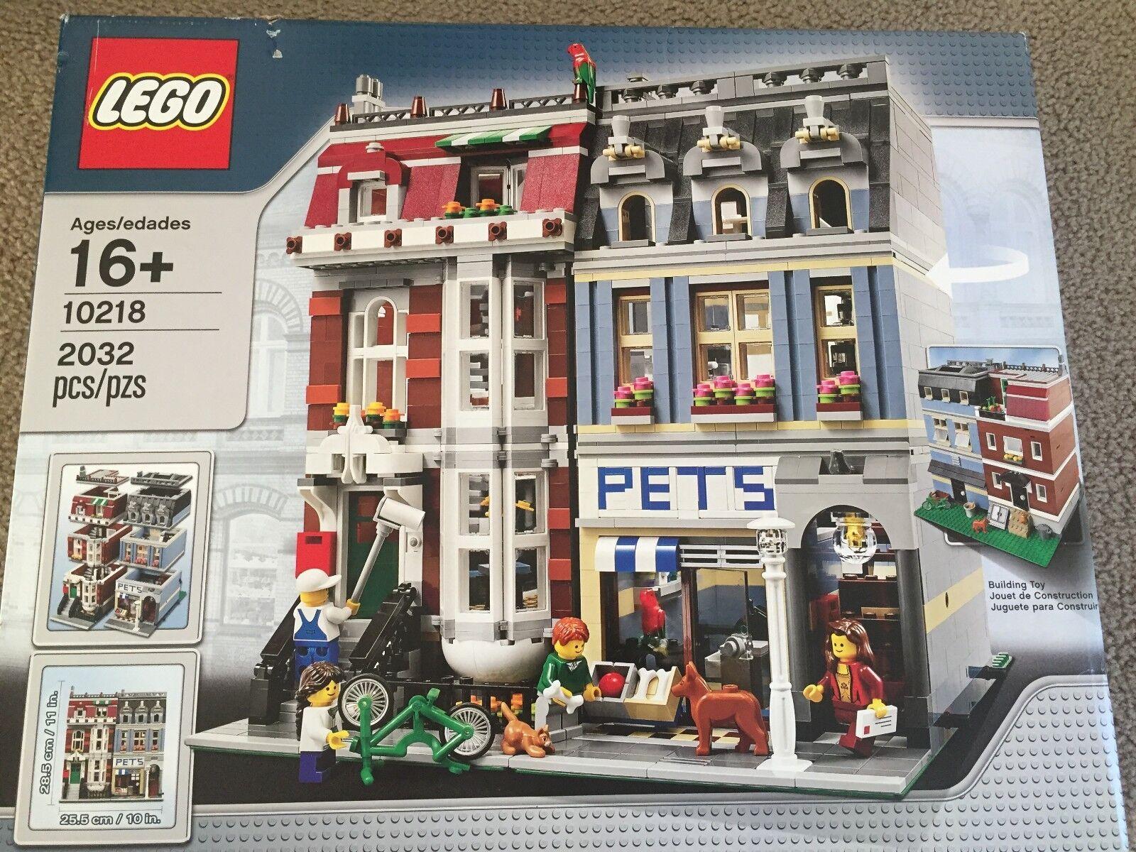 Lego  10218 Pet negozio Modular  presa di marca