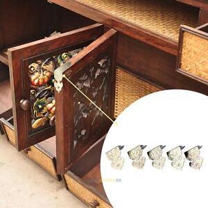 Image Is Loading 12pcs Vintage Metal Decorative Corner Bracket For Furniture