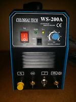 200 Amp Welder Tig & Mma Arc Welder 200amp Dc Inverter 2 In 1 Welder 2017 Model