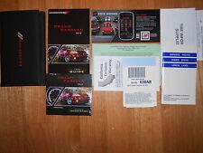 2012 Dodge Grand Caravan owners manual/User Guide complete