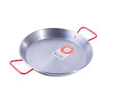 30cm paella de acero pulido PAN la Ideal España entrega al día siguiente