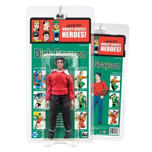 DC Comics Retro Kresge Style Action Figures Series 4 Dick Grayson by FTC
