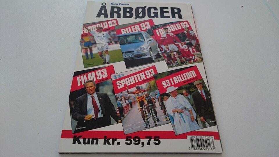 1993 - Årets bedste film, Magasin