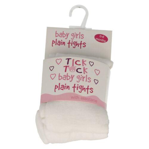 Baby Girl Tick Tock Tights 45B032//45B052