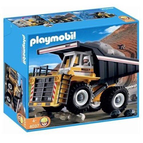 Playmobil 4037  Heavy Duty Camion benne  plus d'ordre