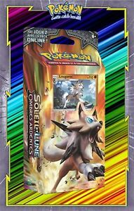 Deck-SL03-Ombres-Ardentes-Rocher-Stable-Lougaroc-Pokemon-Neuf