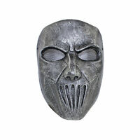 Paintball Airsoft Wire Mesh Full Face Protection Slipknot Mick Mask L1021