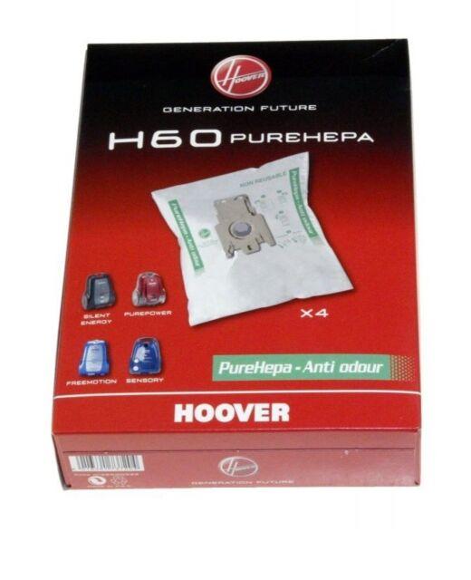 HOOVER Sacchetti Aspirapolvere X4 H60 SENSORY FREEMOTION TELIOS PLUS 35600392