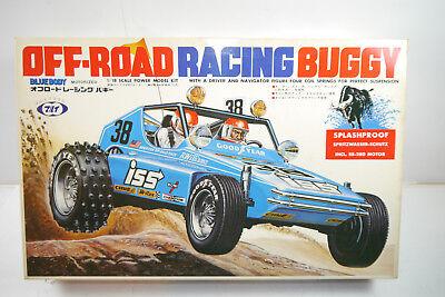 Marui Off Road Racing Buggy Blu Plastica Kit Modellismo 1:18 (f17) B Prezzo Moderato