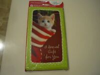 6 Money & Gift Card Holders Just For You Great Value Size: 7 X 4