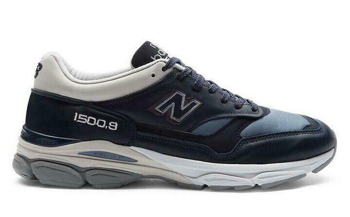 New Balance 1500.9 Made In England M15009LP Navy White Men SZ 8 - 13