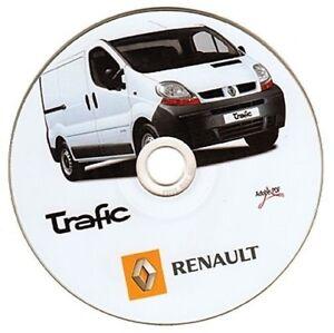 Renault Trafic Workshop Manual Workshop Manual Ebay